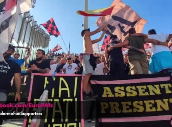 Rosanero Supporters