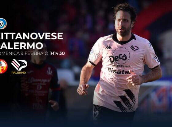 Cittanovese VS Palermo