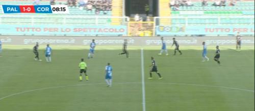 Palermo VS Corigliano C 1 EuroPAfs.club