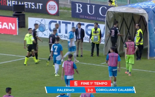 Palermo VS Corigliano C 3 EuroPAfs.club