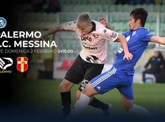 Palermo VS FC Messina
