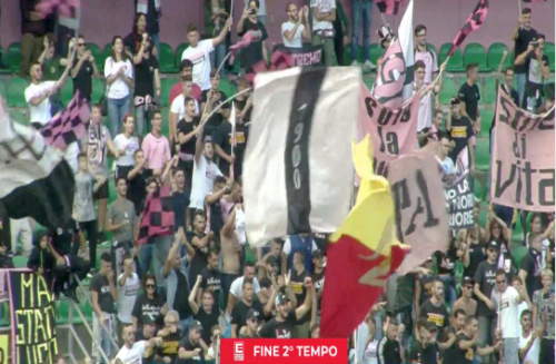 Palermo vs Cittanovese 1 EuroPAfs.club