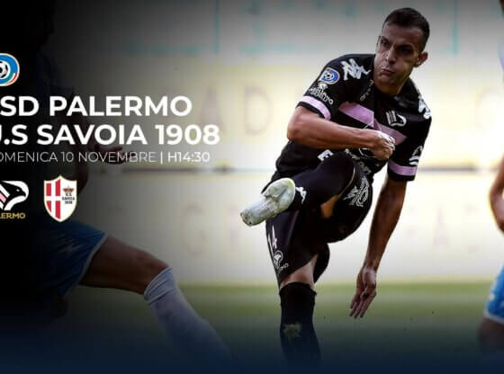 Palermo vs Savoia Big Match Serie D