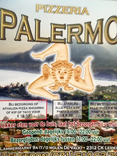 Pizzeria Palermo Leiden EuroPAfs.club