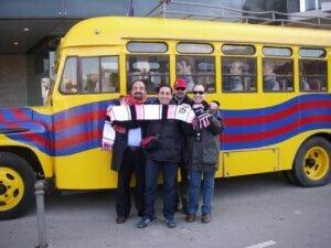 Rosanero fan Ragazzi Nou Camp EuroPAfs.club