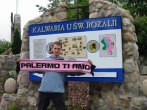 Rosanero fan SantaRosaliaSzczecinek EuroPAfs.club
