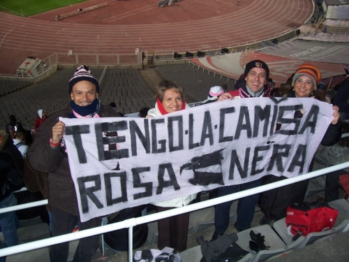 Rosanero fan barcellona EuroPAfs.club