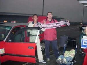 Rosanero fans Hong Kong EuroPAfs.club