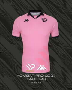 home kit palermo kappa 21 EuroPAfs.club