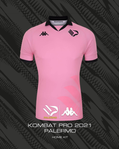 home kit palermo kappa 21 EuroPAfs.club