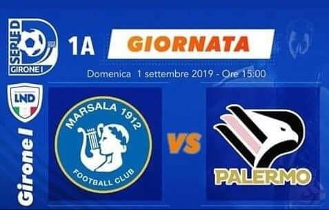 Marsala Palermo Serie D