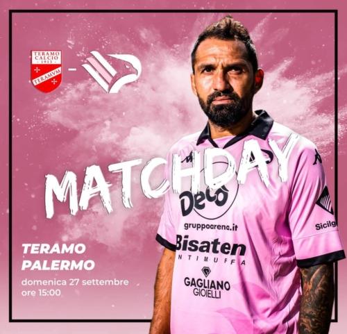 matchday teramo palermo 1 EuroPAfs.club