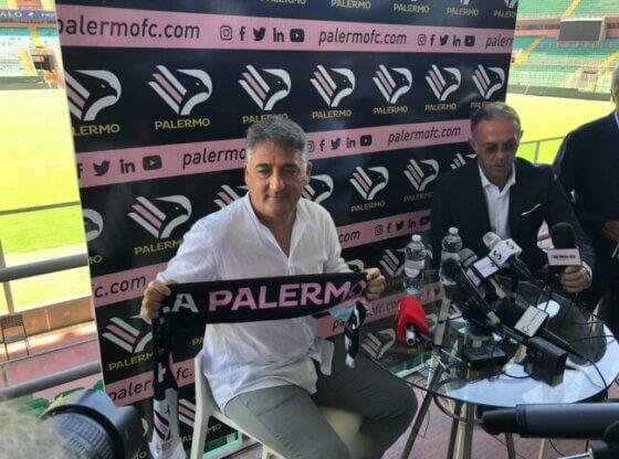 ROBERTO BOSCAGLIA NEW PALERMO COACH