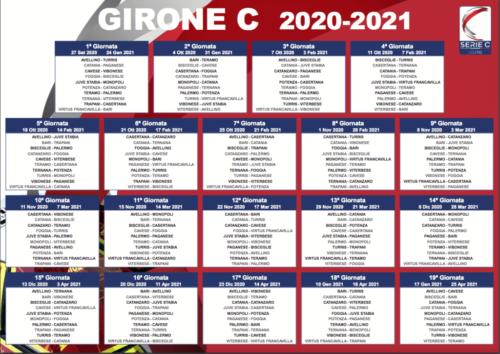 Full Calendar Foggia Bisceglie EuroPAfs.club