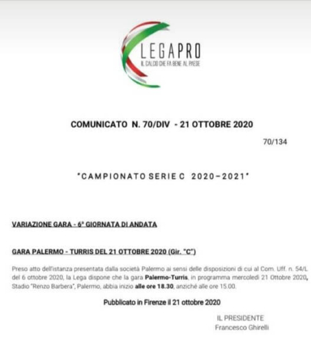 press lega pro20 21 EuroPAfs.club