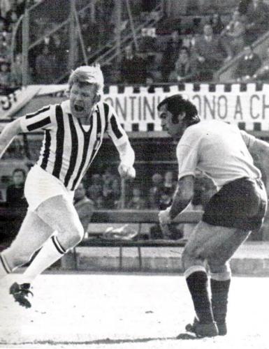 Juventus Palermo 1952
