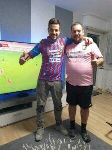 Salvo & Salvo From Germany - Derby