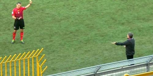 Yellow_Card_Coach_Boscaglia_Palermo