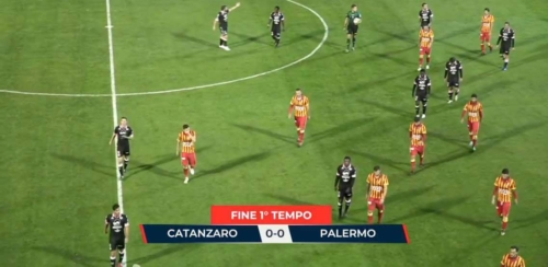 End #HalfTime #catpal 0-0