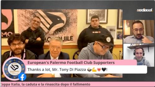 Tony Di Piazza Fans Club New York EuroPAfs