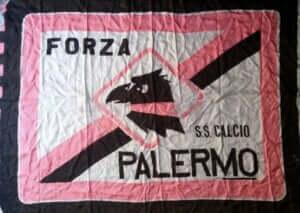 Bandiera forza palermo s.s. calcio
