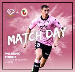 match day Palermo Turris