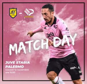 matchday Juve Palermo