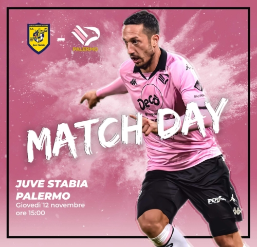matchday Juve Palermo