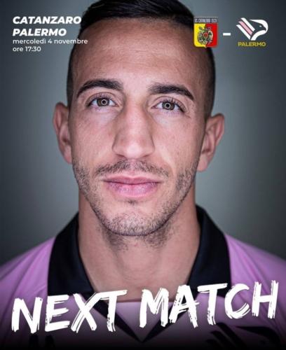 next match Palermo Accardi