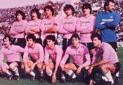 old palermo team
