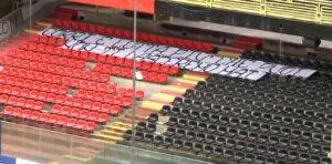 FogPal stadium supporters