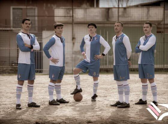 Palermo 3rd shirt 120 Anni - Fincantieri