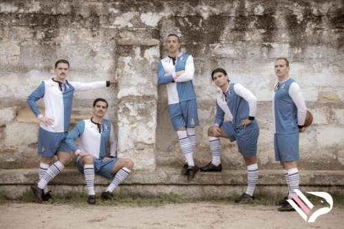 Palermo 3rd shirt 120 Anni history