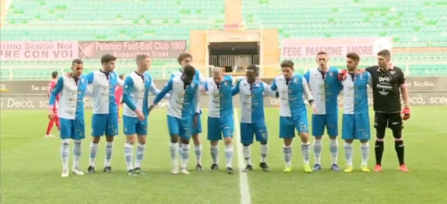 Palermo Bari Begins 3rd Jersey story