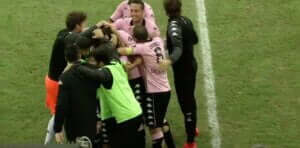 Palermo Goal Lucca 1-0
