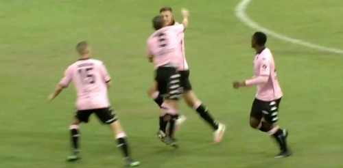 Palermo Goal Lucca