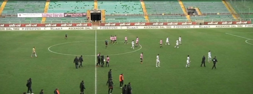 end 1st half time palcas