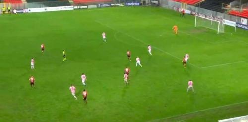 foggia 2nd halftime