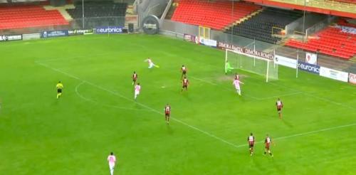 foggia goal palermo missed