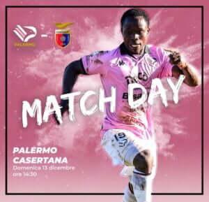 match day palermo casertana