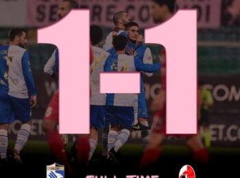 Palermo vs Bari 1-1