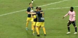 palvit 1-1 goal
