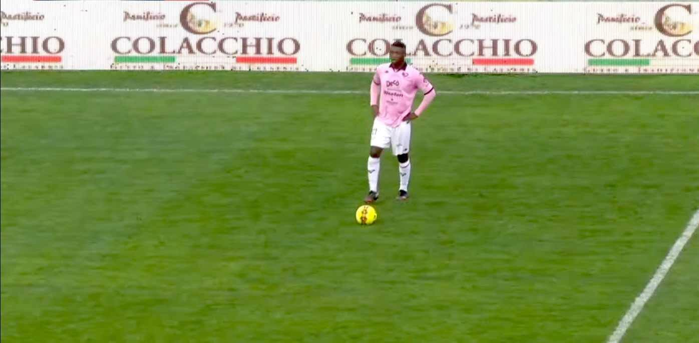 vibonese palermo 1st half time