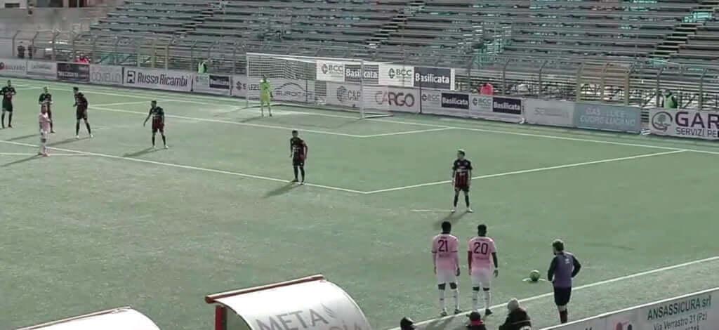 Highlights Potenza Palermo 2nd half time PotPal