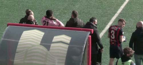 2nd half time palermo changes