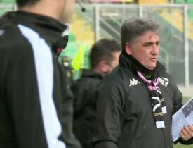 Highlights Palermo 2nd halftime against teramo