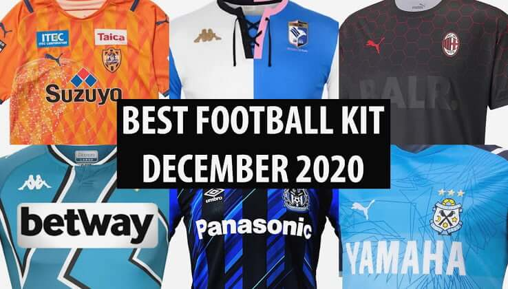 Palermo 120-Years Anniversary Kit Voted Best Kit Of December 2020
