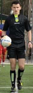 Eduart Pashuku from the Albano Laziale EuroPAfs.club