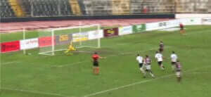 Palermo Penalty Cavase Lucca