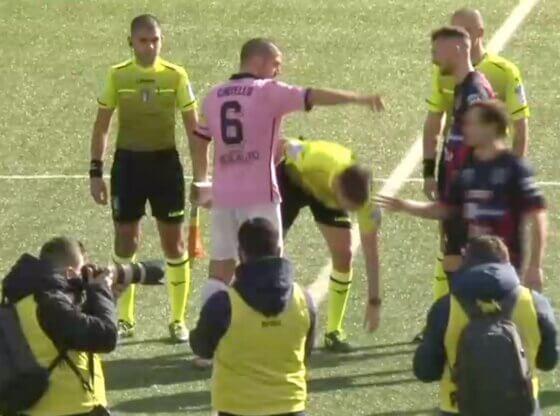 Highlights Potenza Palermo. LegaPro